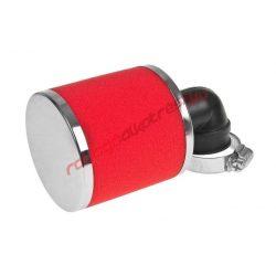 Athena sportlégszűrő, 35mm Piros 90°
