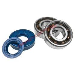 DR Főtengelycsapágy szett, SKF 6204-C4, Minarelli