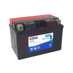 Exide akkumulátor, YT12A-BS