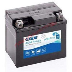 Exide akkumulátor, YTX5L-BS
