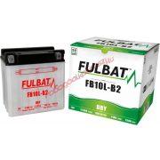 Fulbat akkumulátor, YB10L-B2