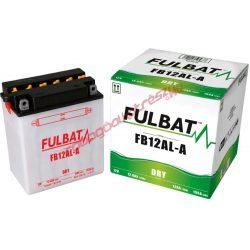 Fulbat akkumulátor, YB12AL-A2