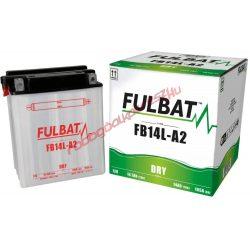 Fulbat akkumulátor, YB14L-A2
