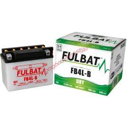 Fulbat akkumulátor, YB4L-B