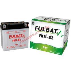 Fulbat akkumulátor, YB7L-B2