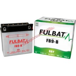 Fulbat akkumulátor, YB9-B