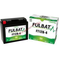 Fulbat akkumulátor, YT12B-4