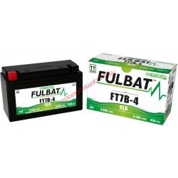 Fulbat akkumulátor, YT7B-4