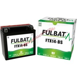Fulbat akkumulátor, YTX14-BS
