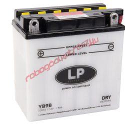 LP akkumulátor, YB9-B