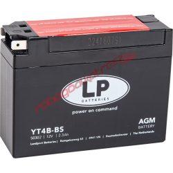 LP akkumulátor, YT4B-BS