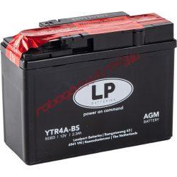 LP akkumulátor, YTR4A-BS