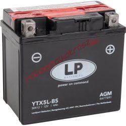 LP akkumulátor, YTX5L-BS