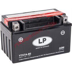 LP akkumulátor, YTX7A-BS