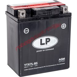 LP akkumulátor, YTX7L-BS
