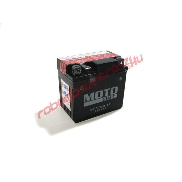 Motostart akkumulátor, YTX5L-BS