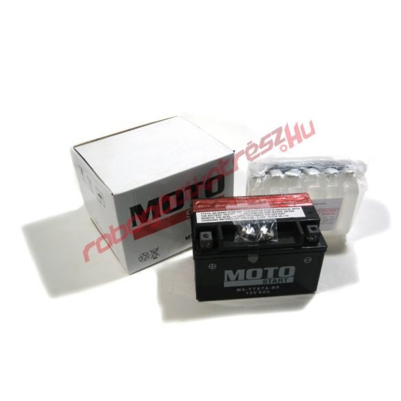 Motostart akkumulátor, YTX7A-BS