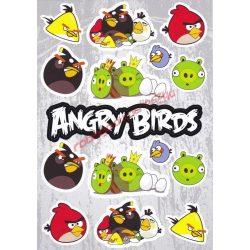 Matrica szett, Angry Birds