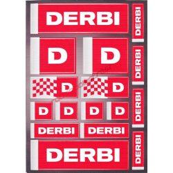 Matrica szett, Derbi