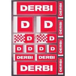 Matrica szett, Derbi