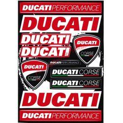 Matrica szett, Ducati I