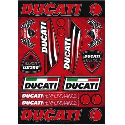 Matrica szett, Ducati II