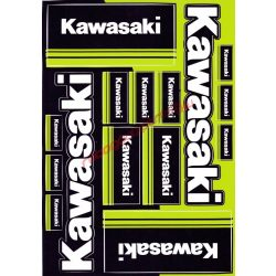 Matrica szett, Kawasaki