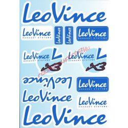 Matrica szett, LeoVince I