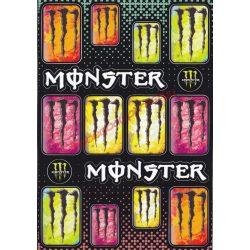 Matrica szett, Monster II