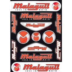 Matrica szett, Malaguti