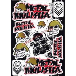 Matrica szett, Metal Mulisha I