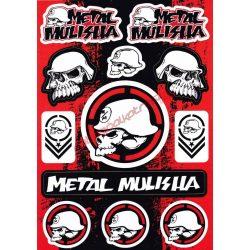 Matrica szett, Metal Mulisha II