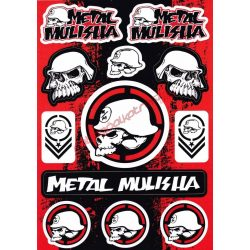 Matrica szett, Metal Mulisha II