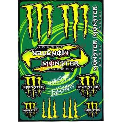 Matrica szett, Monster Original