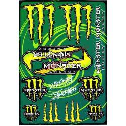 Matrica szett, Monster Original