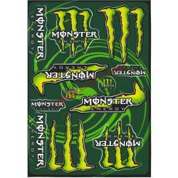 Matrica szett, Monster Original, A5