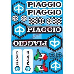 Matrica szett, Piaggio