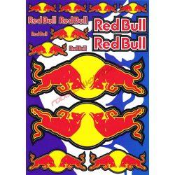 Matrica szett, Red Bull