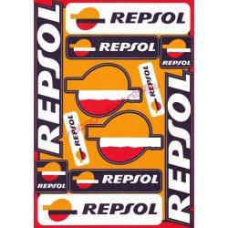 Matrica szett, Repsol V2