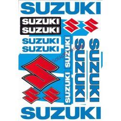 Matrica szett, Suzuki