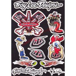 Matrica szett, Troy Lee Designs, Original