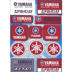 Matrica szett, Yamaha Factory Racing Pro