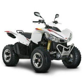 Maxxer 450i 4x4