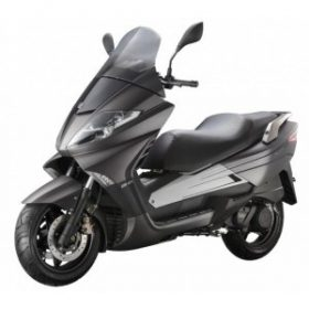 Silverblade 125 - 250 4T