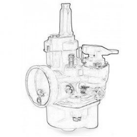 Karburátor, injektor